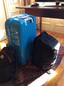 my bags are packed for 6 months in Mexico