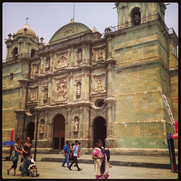 Catedral Oaxaca