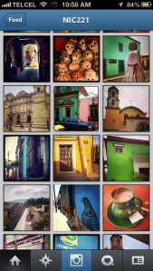 Oaxaca photos in Instagram for iPhone