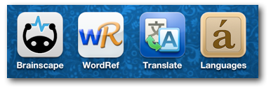 My favorite apps for learning Spanish