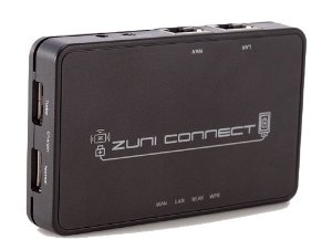 ZuniConnect travel router