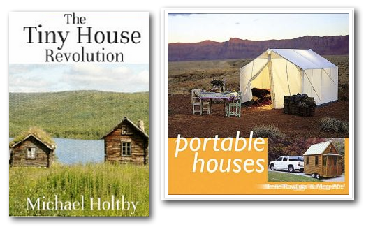 Books on tiny houses