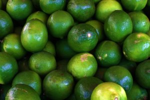 Limes, but no lemons