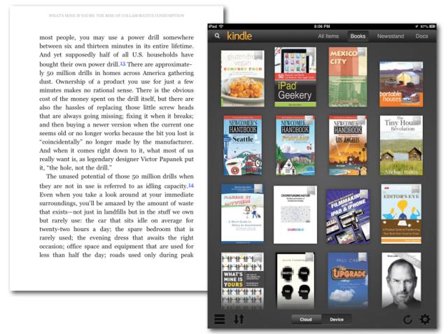 Kindle for iPad