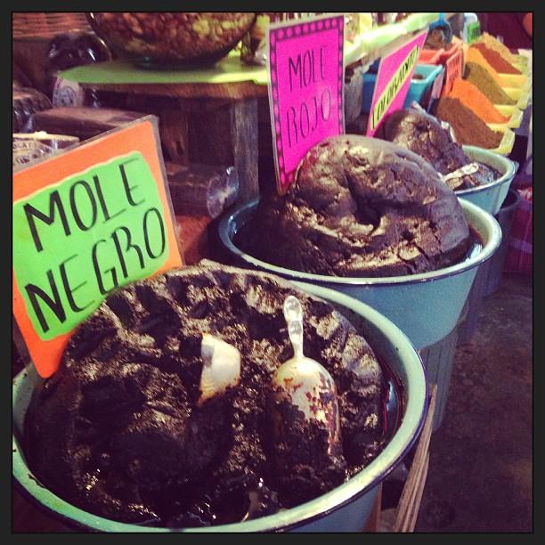 Mole paste
