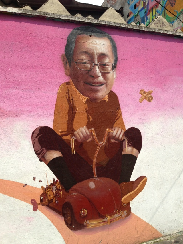 Roberto wall art