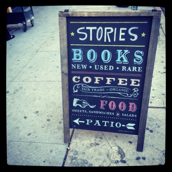 Stories Bookstore/Cafe