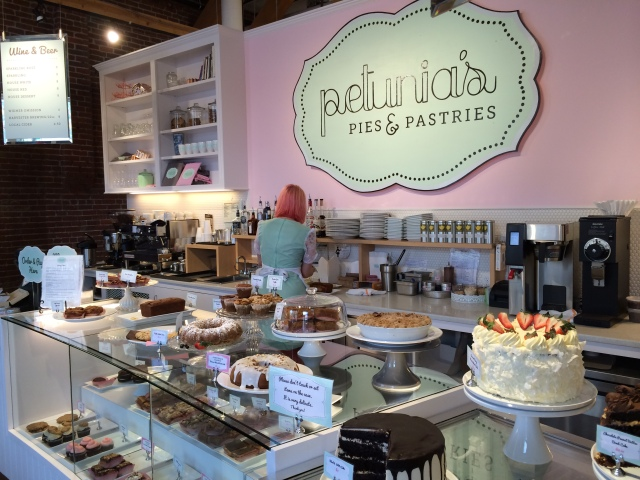 Petunia's pies and pastries