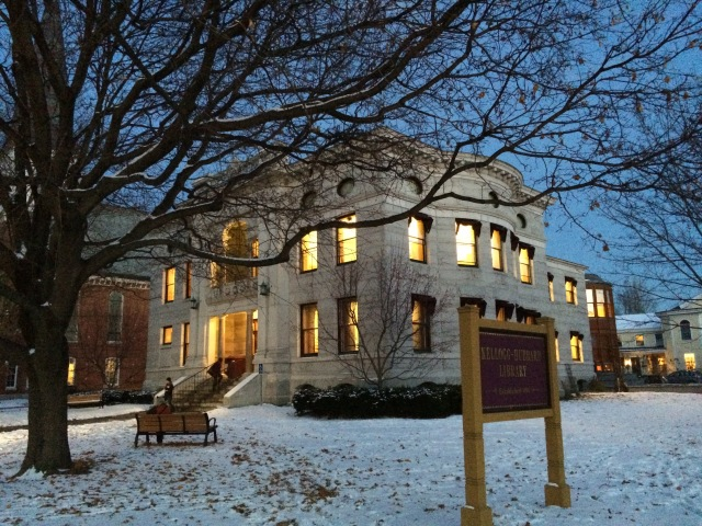 Public library in Montpelier, Vermont.