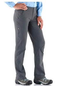 gray hiking pants