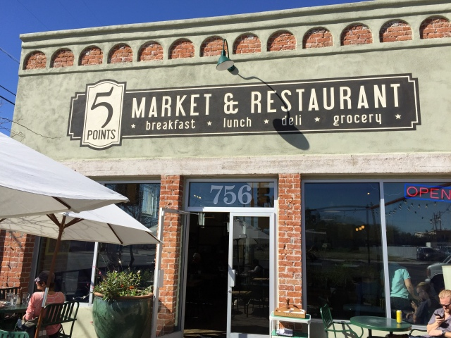 5 Points Market & Restaurant