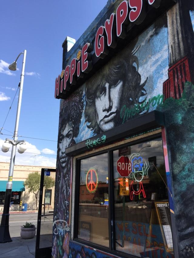 Hippie-Gypsy store