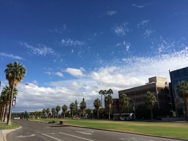 U of A campus