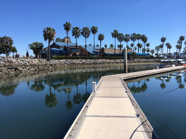 marina at Chula Vista Harbor