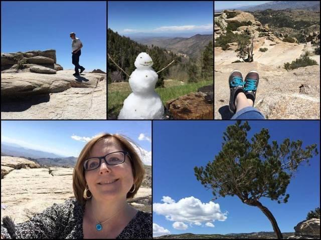 Mt. Lemmon scenes