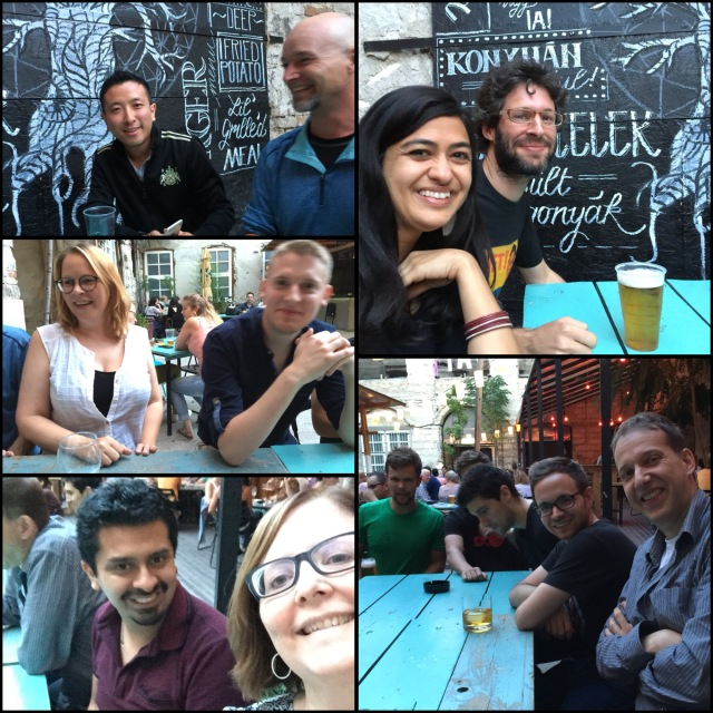 Digital nomads meetup in Budapest