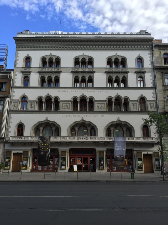 Urania National Movie Theatre