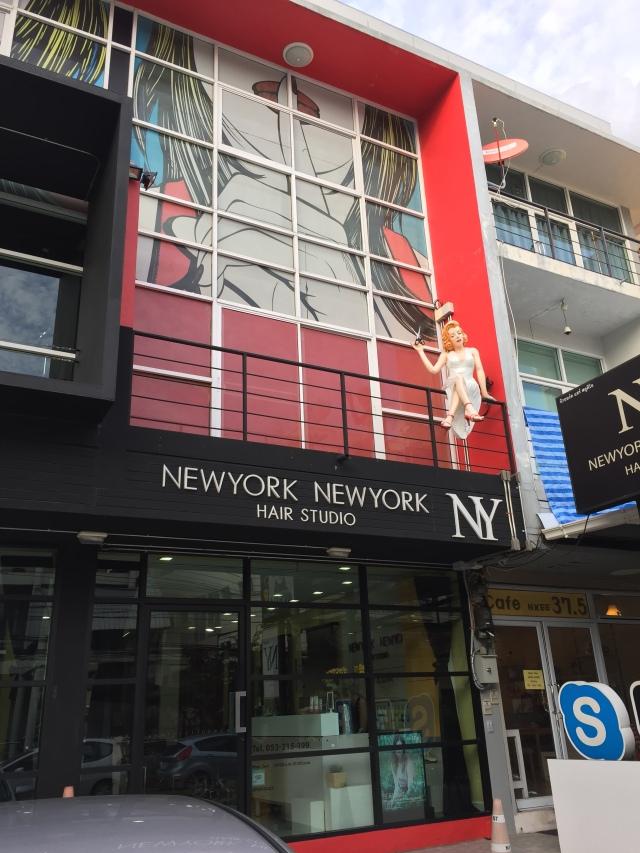 Newyork Newyork Hair Studio